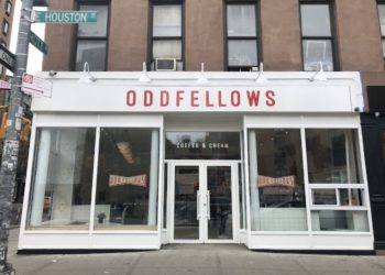 Odd Fellows opens new ice cream and coffee spot