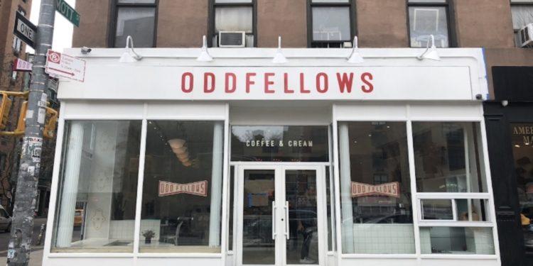 Odd Fellows opens new ice cream and coffee spot