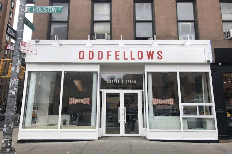 Oddfellows Ice Creamco. Opens Coffee & Cream