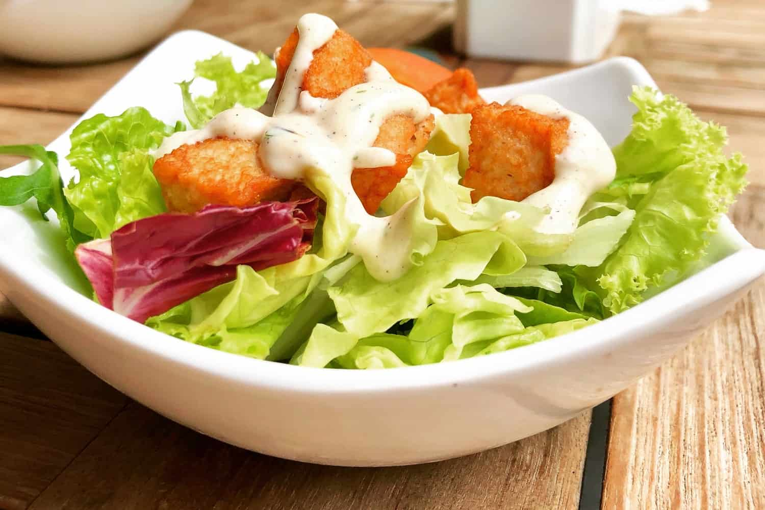 Picking the Perfect Salad Dressing