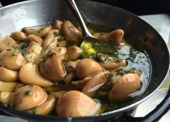 Garlic Lover's Date Night