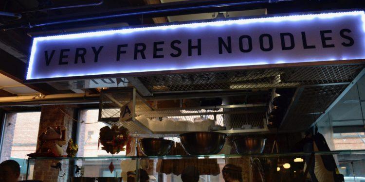 Chelsea Market Food