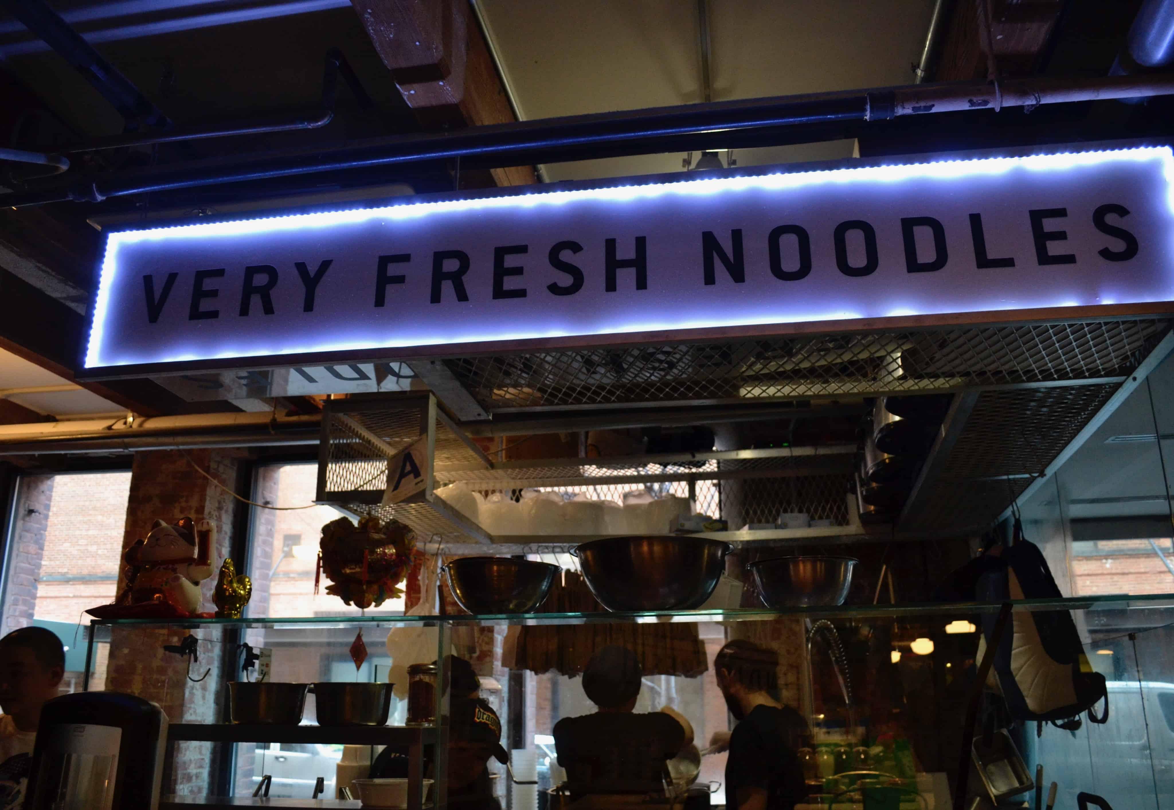 How Good Is the Food of Chelsea Market Restaurants?