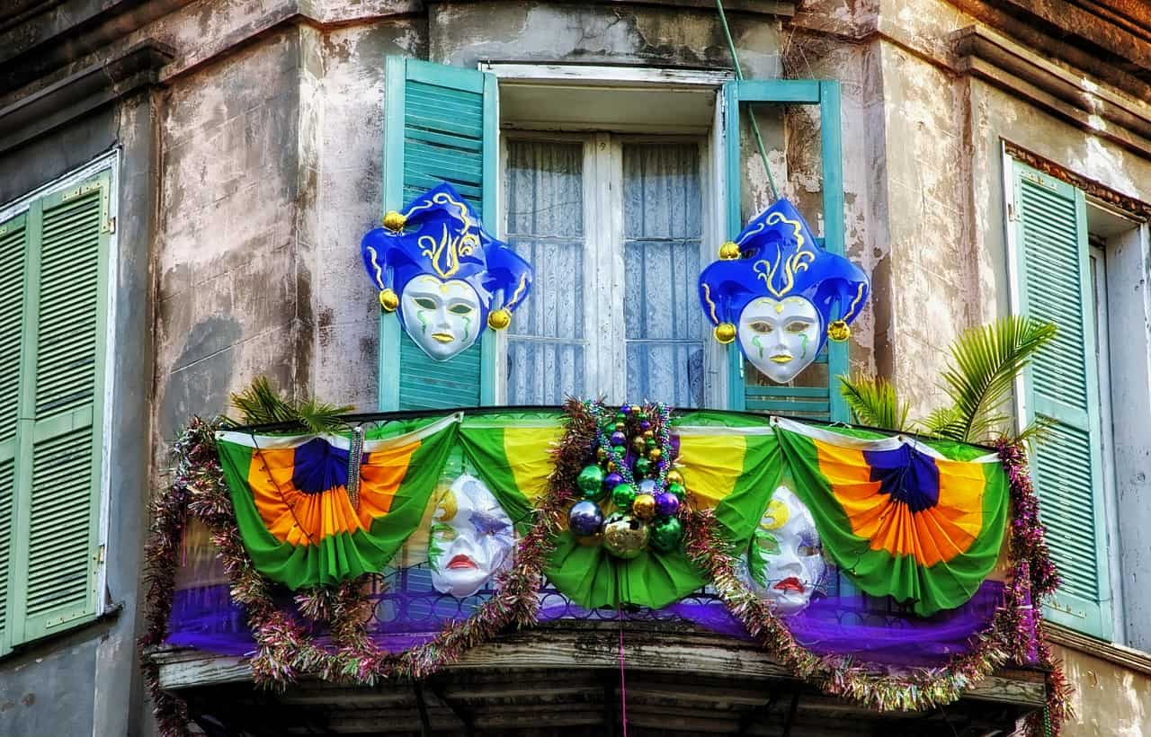 Food and Dating Guide to New Orleans