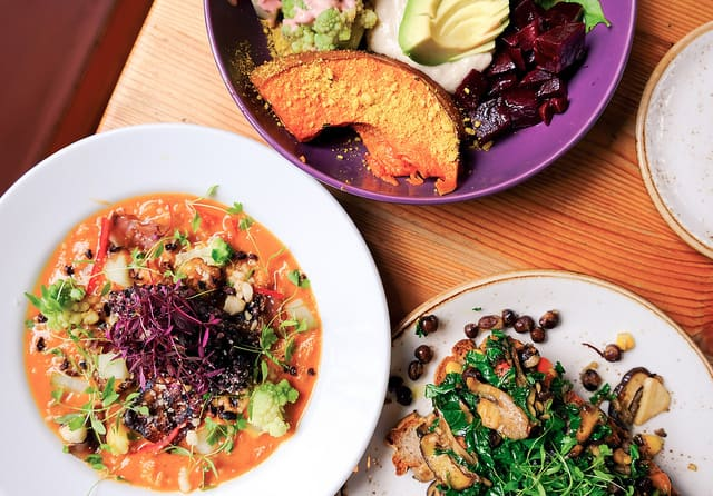 Vegan Meals in Charleston, Sc You Can Sink Your Teeth into