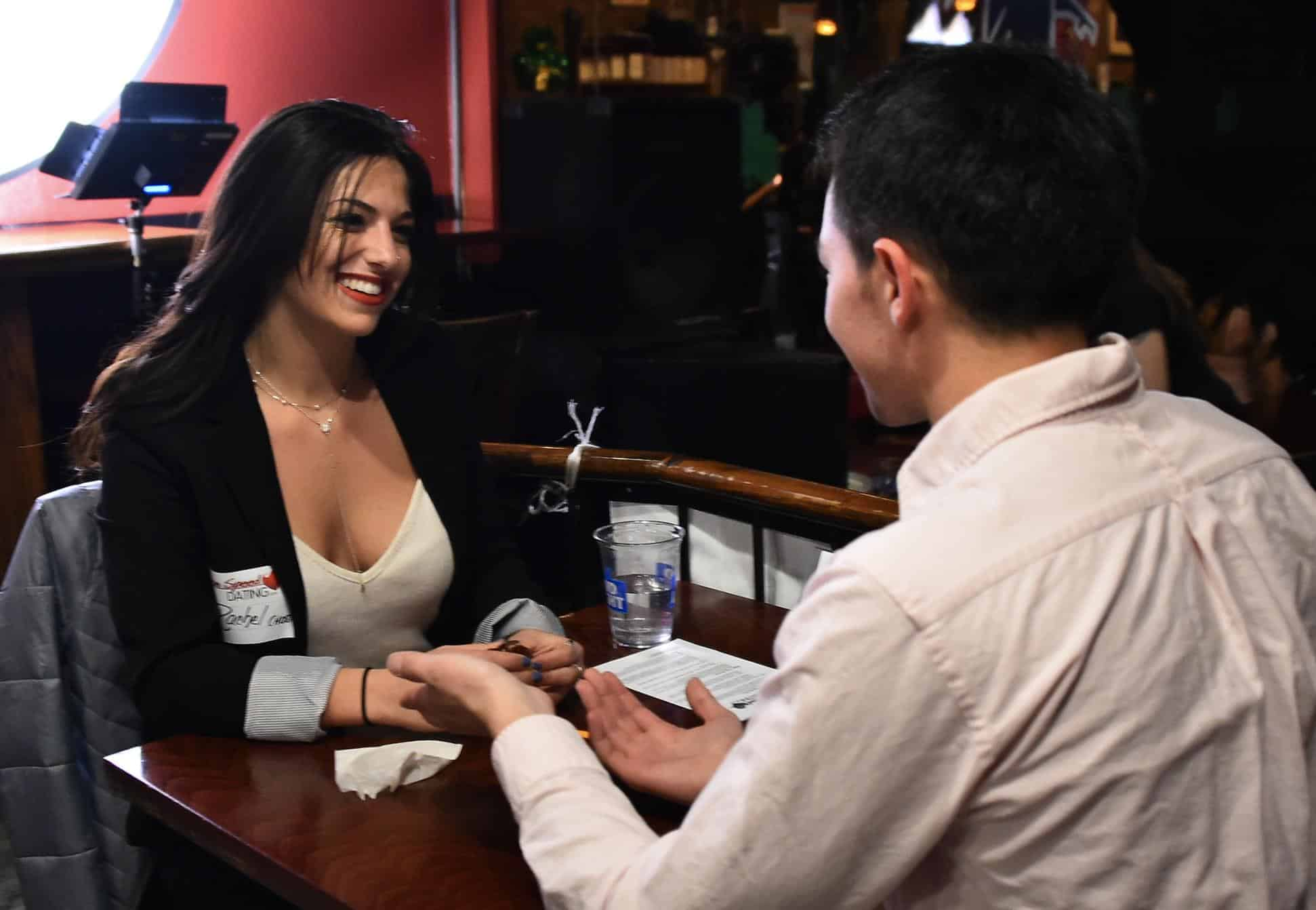 Speed Date Your Way into a Relationship This Holiday Season