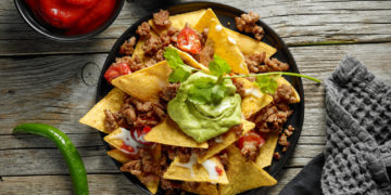 recipe with corn tortillas