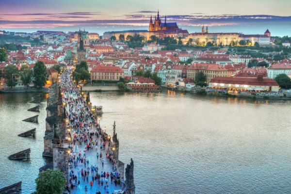Incredible destination weddings -prague wedding