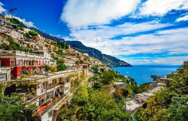Incredible Amalfi Coast wedding