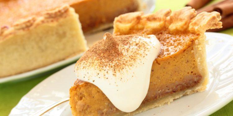 no bake pumpkin cheesecake with cinnamon