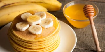 how to make the fluffiest pancakes honey raw ingredients