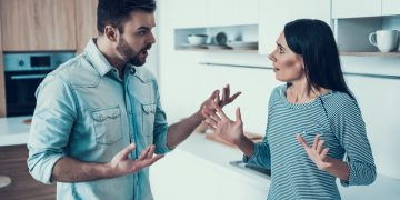arguing relationship