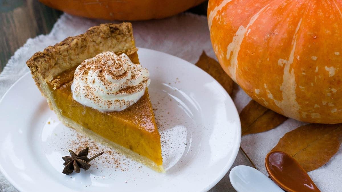 The Absolute Best Spiced Pumpkin Pie Recipe