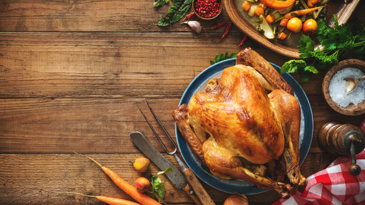 The Amazing Alton Brown Turkey Brine Recipe