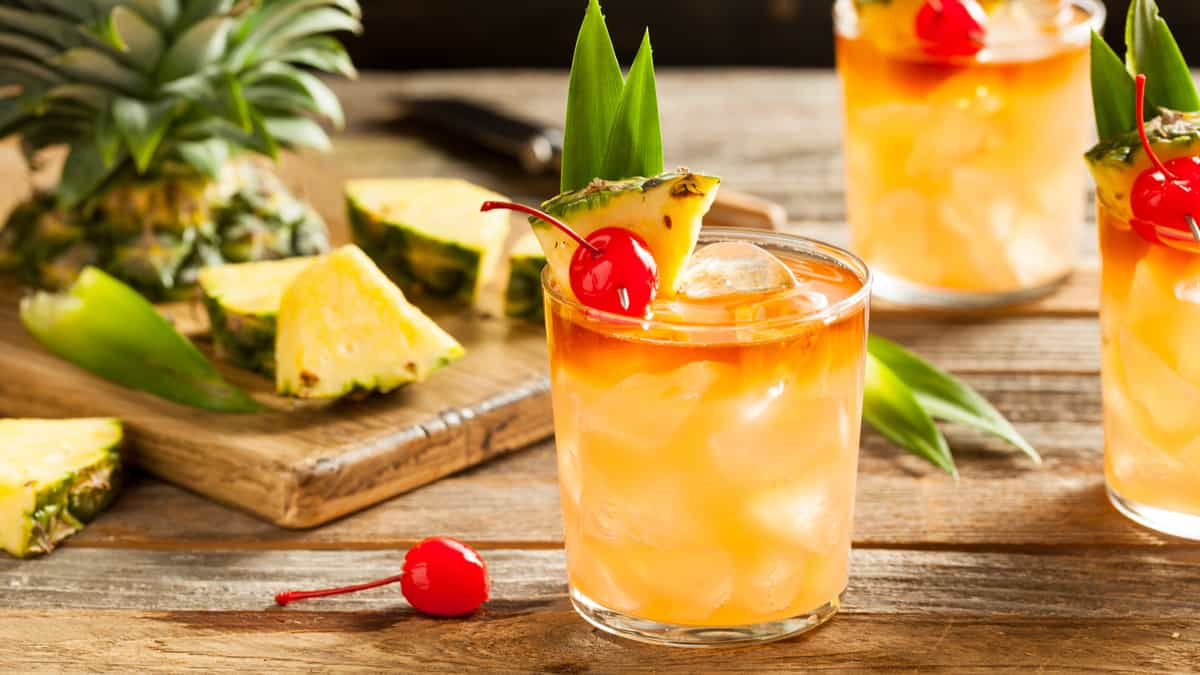 The Easiest Mai Tai Recipe You Will Ever Find