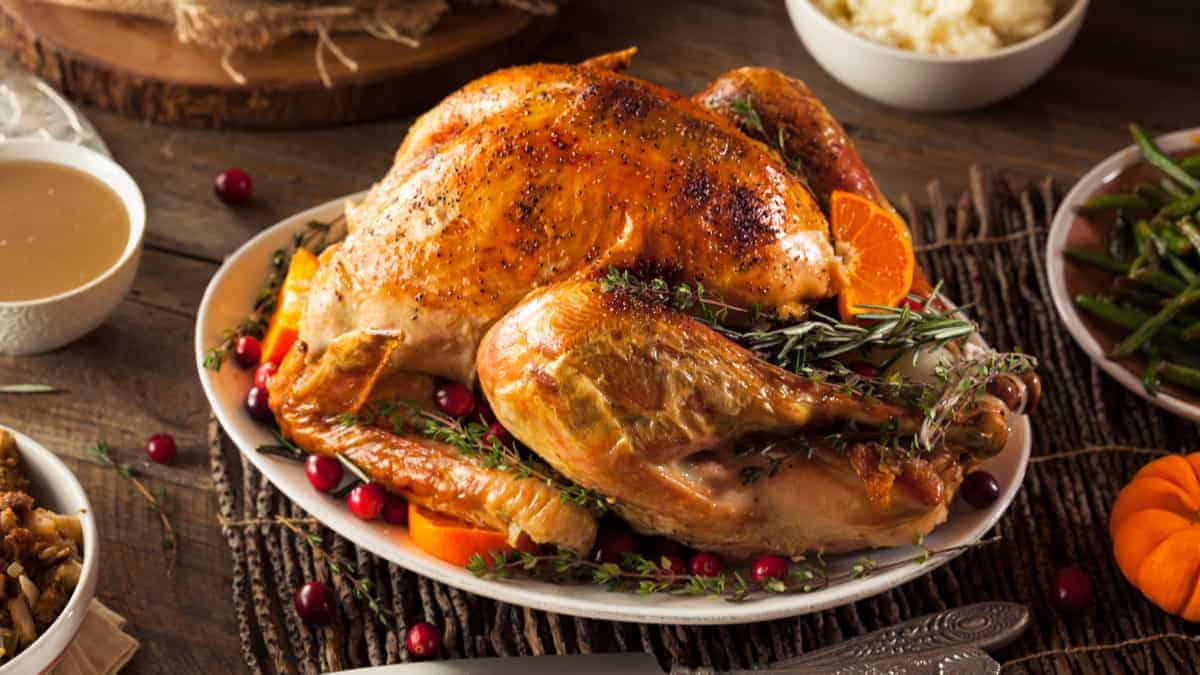 How Much Time Does Cooking a Turkey Take?