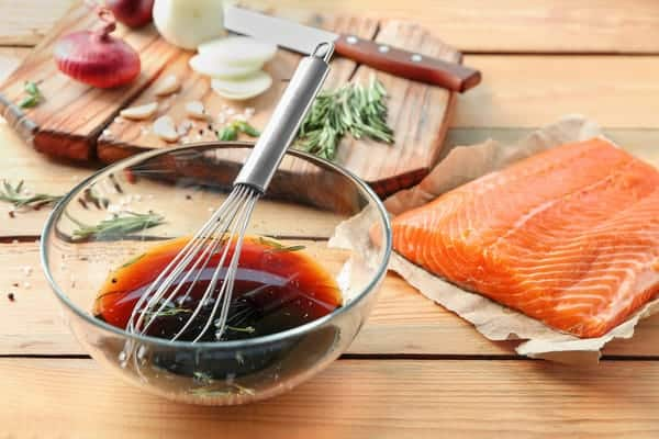 Ingredients on How to Make Marinade