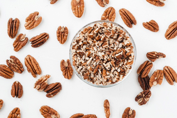 Toppings for Pecan