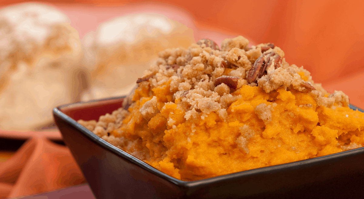 How to Thicken Your Sweet Potato Soufflé
