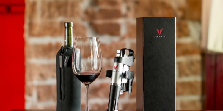 Coravin Wine Preservation - Food & Dating