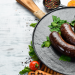 Authentic Blood Sausage - Food & Dating