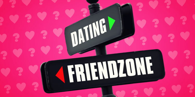 Dating and Friendzone Sign - Food & Dating