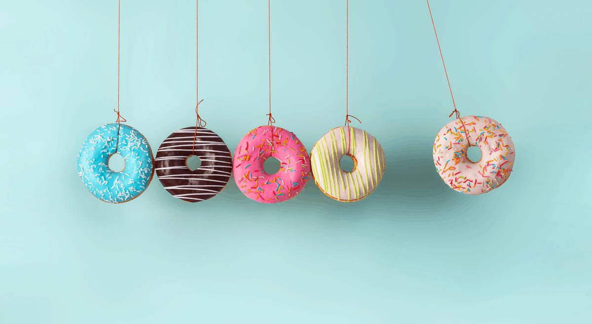 6 Things On the Krispy Kreme Menu that Are Totally Worth Getting