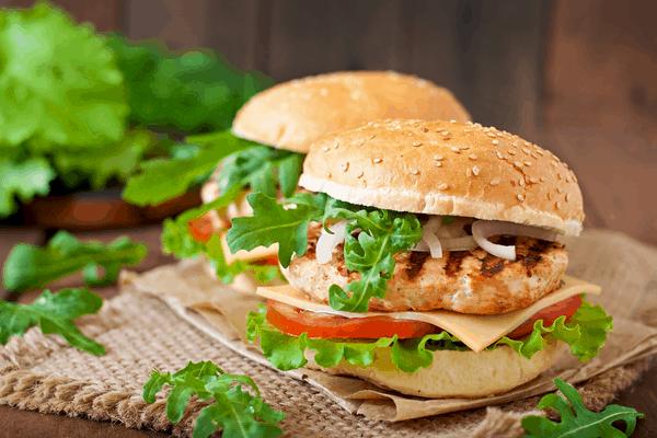 Best Coast Chicken Sandwich