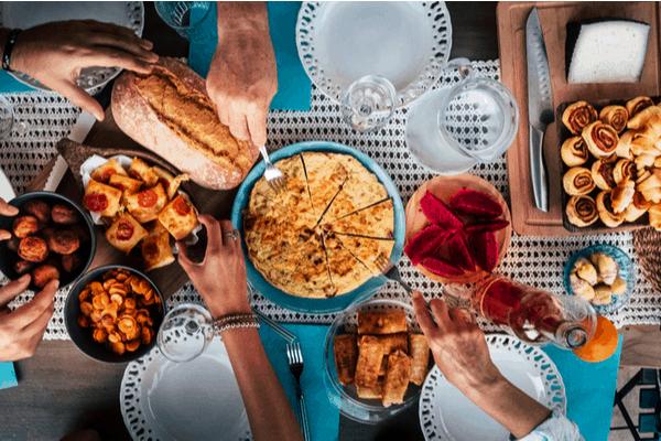 Diverse Culture-Local Resturants