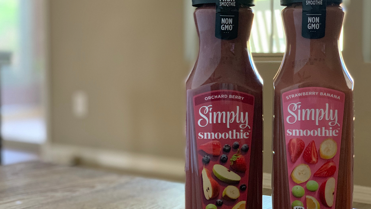 Toss Your Blender Aside & Crack Open a Simply Smoothie Instead
