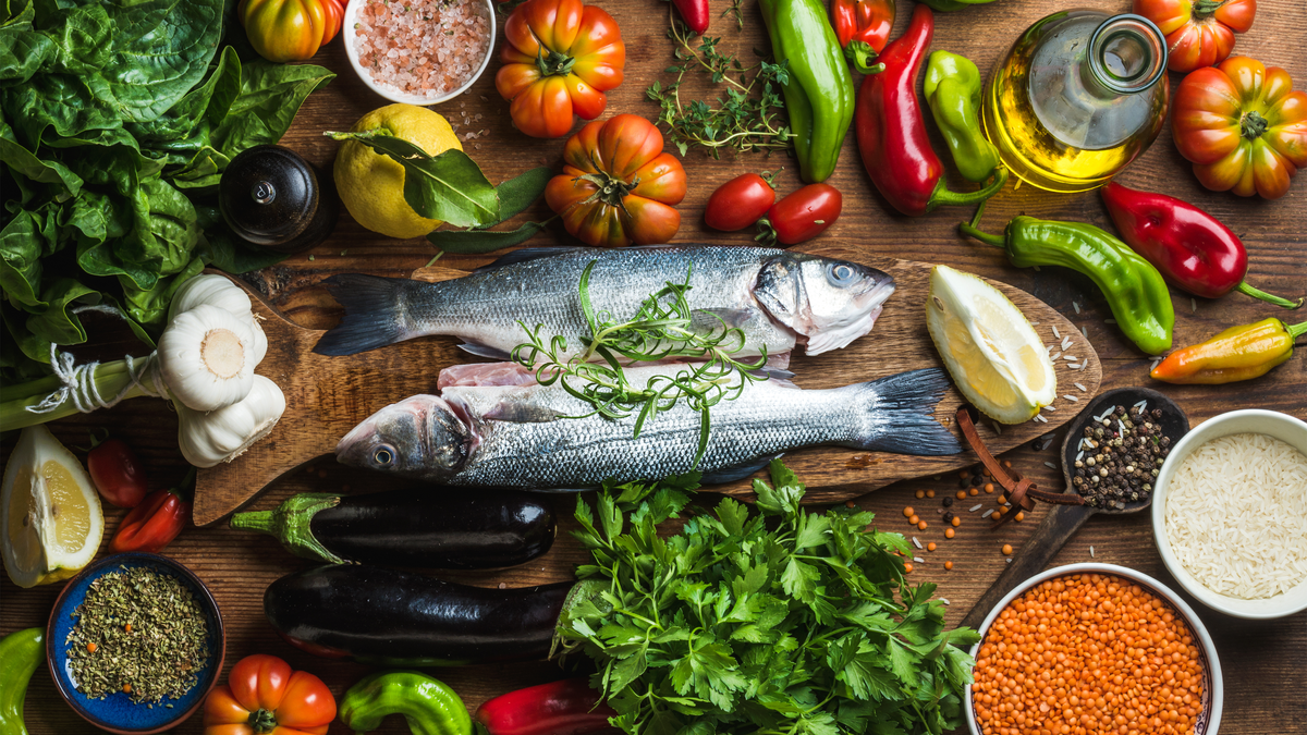 7 Reasons Why We All Need More Mediterranean Food In Our Diets