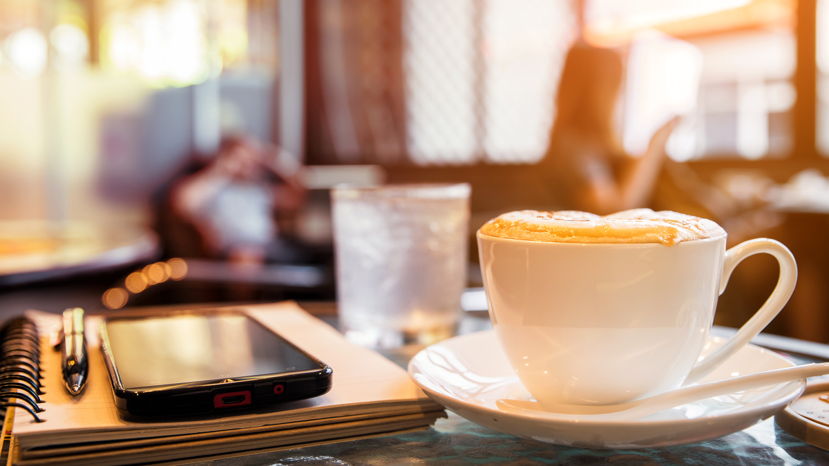 What I Learned By Going to Coffee Shops Every Day for The Past Year