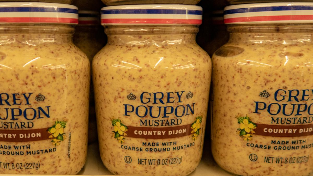 The Best Homemade Grey Poupon Mustard Recipe