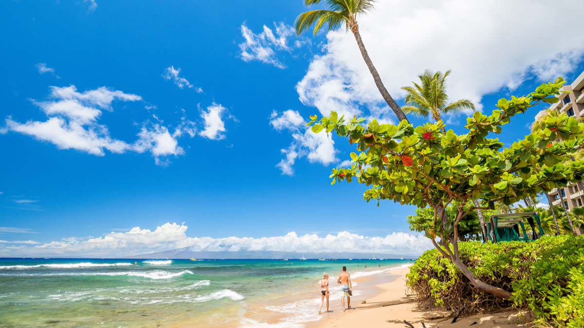 Six Top Holiday Spots in the U.S for Couples